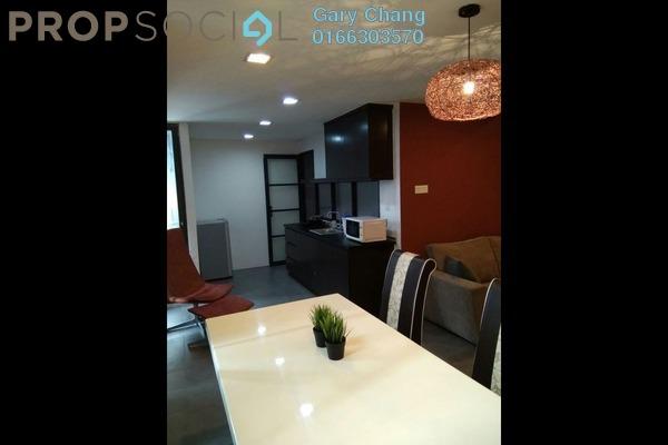 For Rent SoHo/Studio at Empire Damansara, Damansara Perdana Leasehold Fully Furnished 1R/1B 1.85k