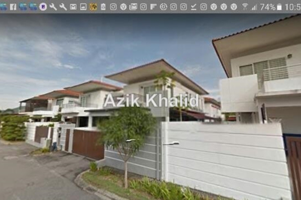 For Sale Semi-Detached at Mutiara Gombak, Gombak Freehold Semi Furnished 5R/5B 1.7m