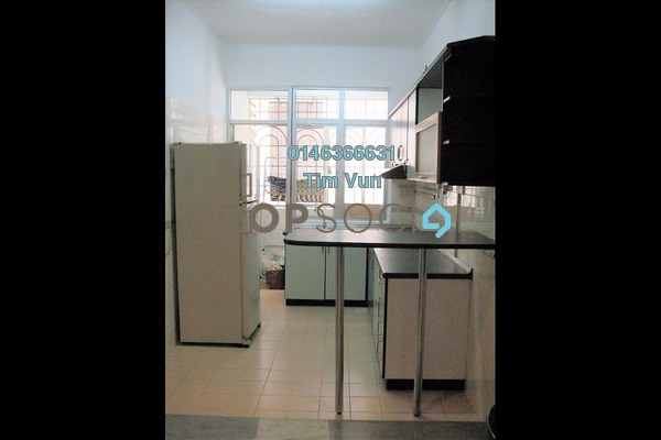 For Rent Apartment at Goodyear Court 10, UEP Subang Jaya Freehold Fully Furnished 4R/2B 1.6k