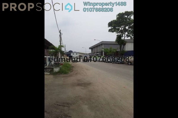 For Sale Factory at Taman Klang Utama, Klang Freehold Unfurnished 0R/0B 2.5m