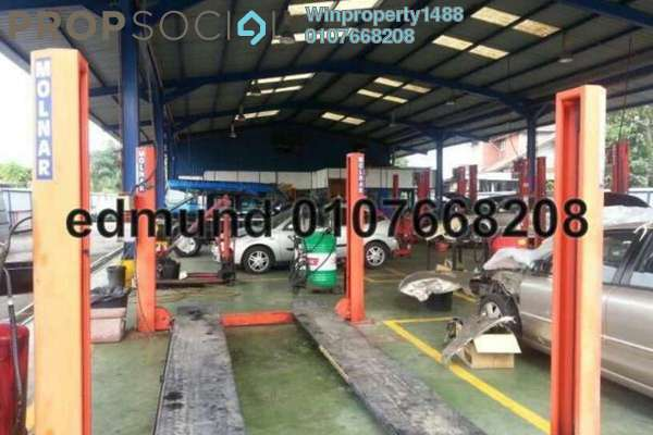 For Sale Factory at Bandar Baru Klang, Klang Leasehold Unfurnished 0R/0B 7.2m