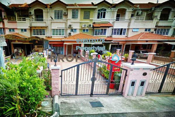 For Sale Terrace at Medan Idaman, Setapak Freehold Fully Furnished 5R/5B 1.92m