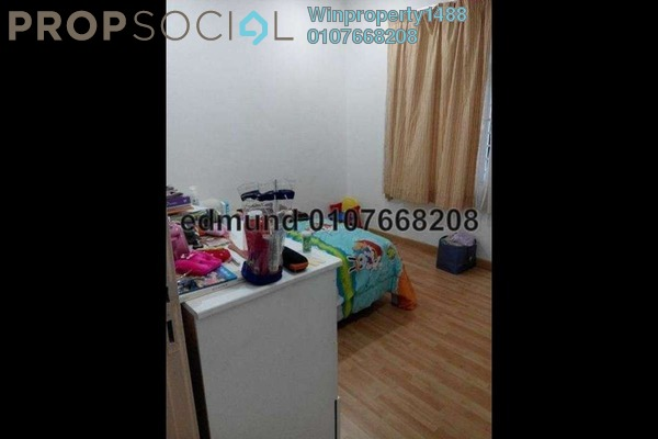 For Sale Semi-Detached at Mutiara Indah, Puchong Leasehold Semi Furnished 4R/3B 800k