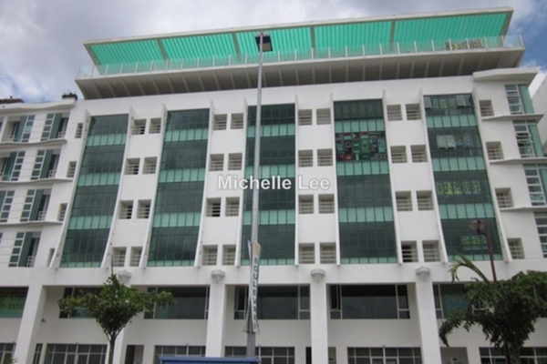 For Rent Shop at 10 Boulevard, Bandar Utama Leasehold Unfurnished 0R/2B 6.9k