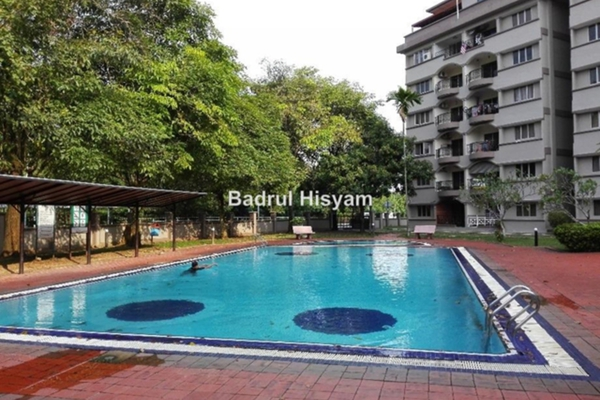 For Sale Condominium at Sri Jelatek, Wangsa Maju  Unfurnished 3R/2B 420k
