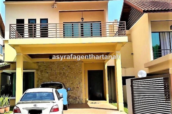 For Sale Semi-Detached at Desa Sri Hartamas, Sri Hartamas Leasehold Semi Furnished 5R/5B 2.7m