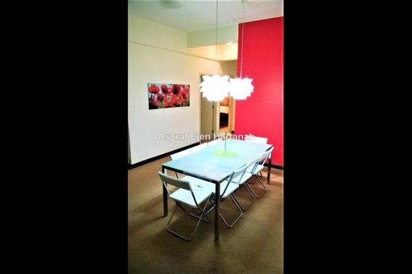 For Sale Condominium at Diamond Residences, Setapak Leasehold Fully Furnished 4R/2B 600k