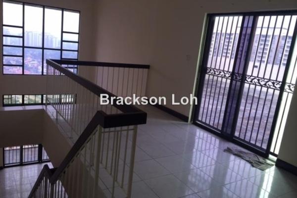 For Sale Duplex at Diamond Residences, Setapak Leasehold Semi Furnished 3R/3B 670k