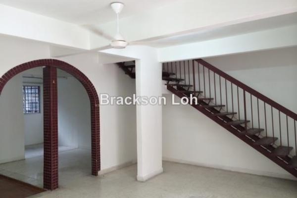 For Sale Terrace at Taman Melati, Setapak Leasehold Unfurnished 4R/3B 800k