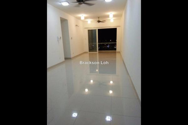 For Sale Condominium at Setapak Green, Setapak Leasehold Semi Furnished 3R/3B 650k