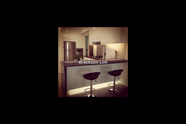For Sale Condominium at 288 Residency, Setapak Leasehold Semi Furnished 4R/3B 610k