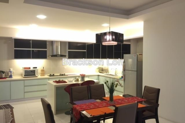 For Sale Condominium at Kiara 1888, Mont Kiara Leasehold Fully Furnished 4R/5B 1.38m