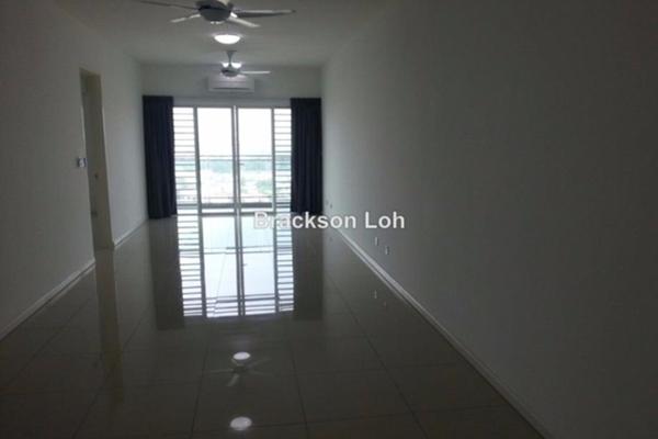 For Sale Condominium at La Villas Condominium, Setapak Leasehold Semi Furnished 3R/2B 475k