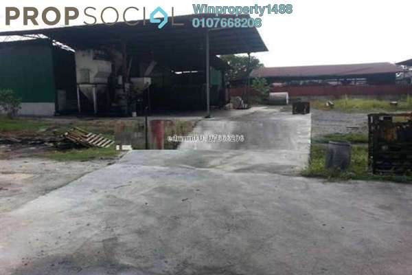 For Sale Factory at Pandamaran Industrial Estate, Port Klang Leasehold Unfurnished 0R/0B 7.5m