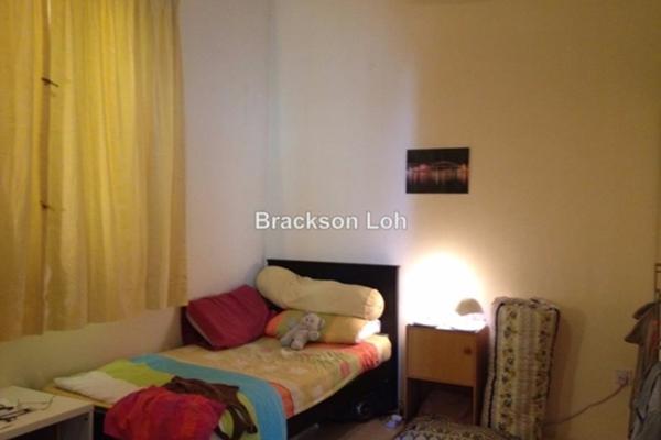 For Sale Condominium at Diamond Regency, Setapak Leasehold Unfurnished 3R/2B 480k