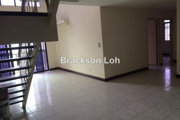 For Sale Duplex at Diamond Residences, Setapak Leasehold Semi Furnished 3R/2B 665k