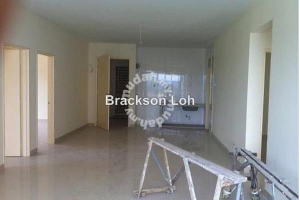For Sale Condominium at Platinum Lake PV15, Setapak Freehold Unfurnished 4R/2B 550k