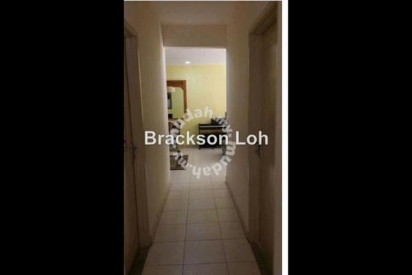 For Sale Condominium at Desa Putra, Wangsa Maju Leasehold Fully Furnished 4R/2B 690k