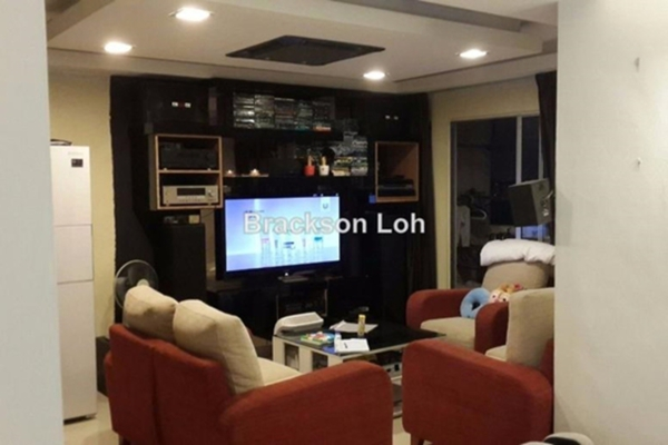 For Sale Condominium at Sri Suajaya, Sentul Leasehold Semi Furnished 3R/2B 330k