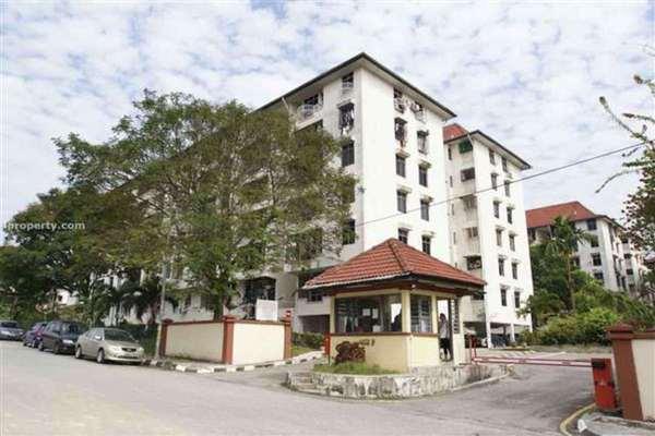 For Sale Apartment at Nova II, Segambut Leasehold Unfurnished 3R/1B 318k