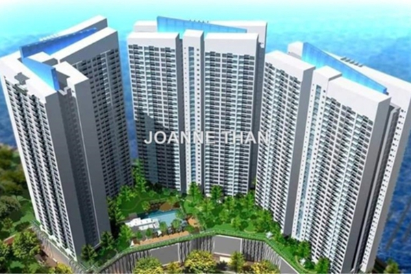 For Sale Condominium at Mizumi Residences, Kepong Leasehold Unfurnished 3R/2B 388k