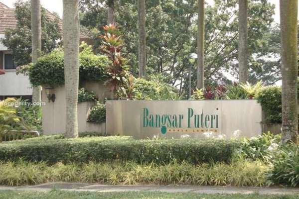 For Rent Condominium at Bangsar Puteri, Bangsar Leasehold Fully Furnished 3R/2B 4.8k