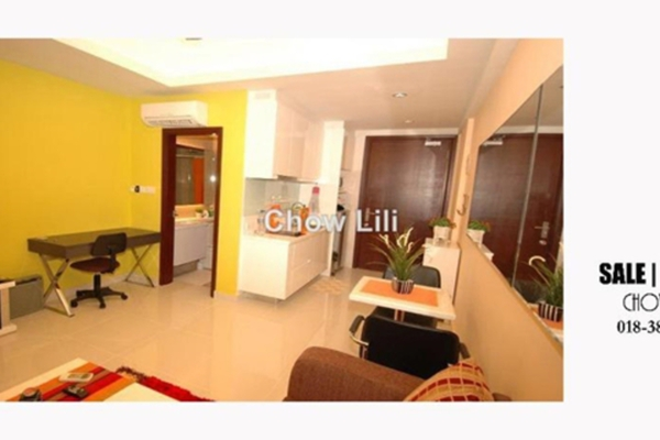 For Rent Condominium at Chelsea, Sri Hartamas Leasehold Fully Furnished 1R/1B 2.2k