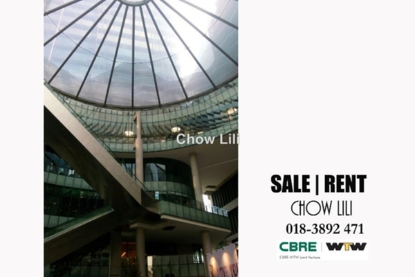 For Rent Office at KL Gateway, Bangsar South Leasehold Unfurnished 0R/0B 5.4k