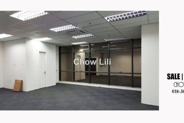 For Rent Office at Vertical Suites, Bangsar South Leasehold Unfurnished 0R/0B 4.9k
