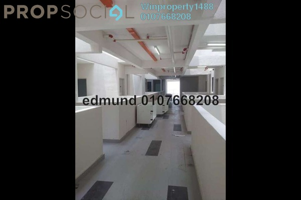 For Sale SoHo/Studio at Centrestage, Petaling Jaya Leasehold Fully Furnished 1R/1B 370k