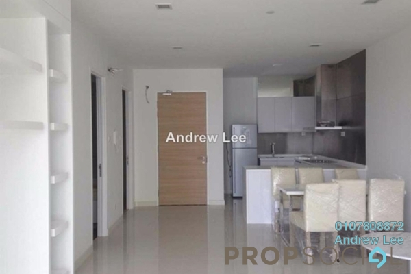 For Rent Serviced Residence at Camellia, Bangsar South Leasehold Fully Furnished 1R/1B 2.3k