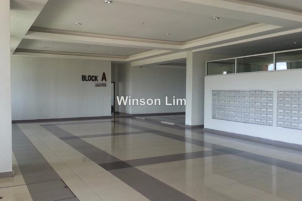 For Sale Condominium at Fortune Park, Seri Kembangan Leasehold Semi Furnished 3R/2B 380k