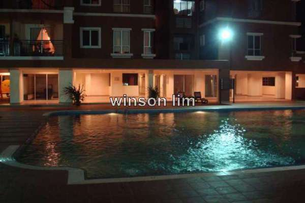 For Rent Condominium at Fortune Park, Seri Kembangan Leasehold Semi Furnished 3R/2B 1.6k