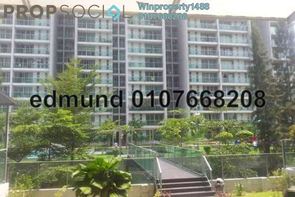 For Sale Condominium at USJ One Avenue, UEP Subang Jaya Leasehold Semi Furnished 4R/3B 680k