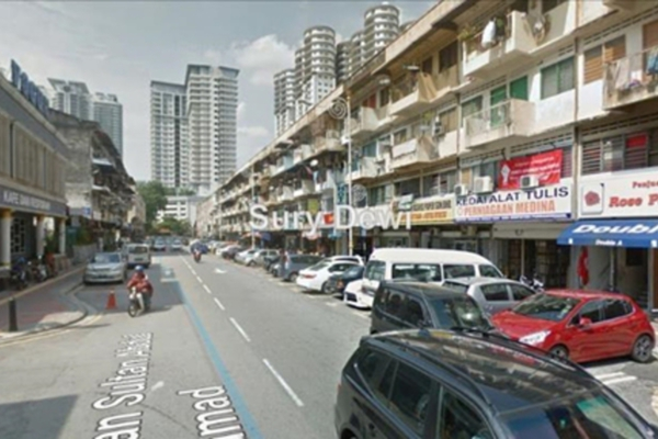 For Sale Shop at Little India, Brickfields Freehold Unfurnished 0R/0B 1.6m