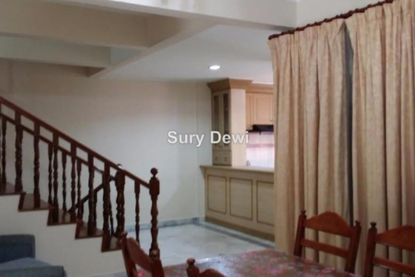 For Rent Townhouse at Ampang 971, Ampang Hilir Freehold Semi Furnished 3R/3B 3.8k