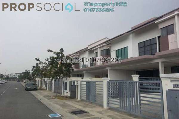 For Sale Terrace at 16 Sierra, Puchong Leasehold Unfurnished 4R/3B 1.3百万
