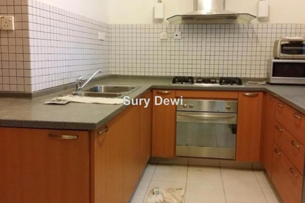 For Rent Condominium at GCB Court, Ampang Hilir Freehold Semi Furnished 3R/3B 2.2k