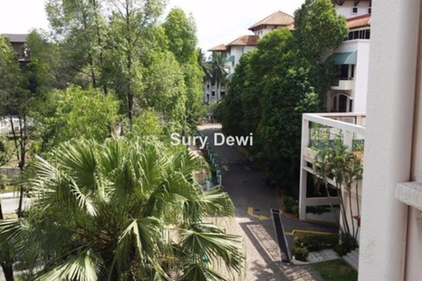 For Rent Condominium at Lanson Place, Bukit Ceylon Freehold Semi Furnished 2R/3B 4k