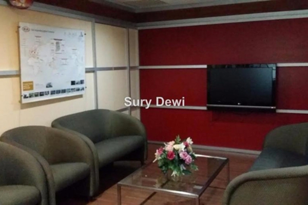 For Rent Office at Naza Tower, KLCC Freehold Semi Furnished 0R/0B 31.3k