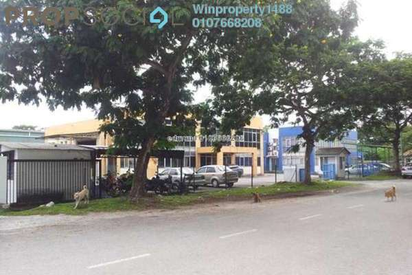 For Sale Factory at Pusat Bandar Puchong Industrial Park, Pusat Bandar Puchong Freehold Unfurnished 0R/0B 5.3m
