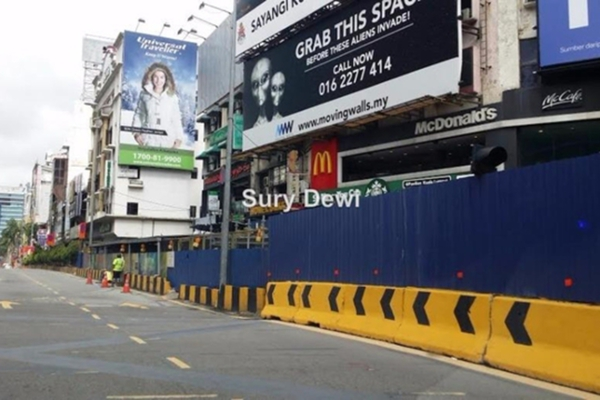 For Rent Shop at Sungei Wang Plaza, Bukit Bintang Freehold Unfurnished 0R/0B 30k