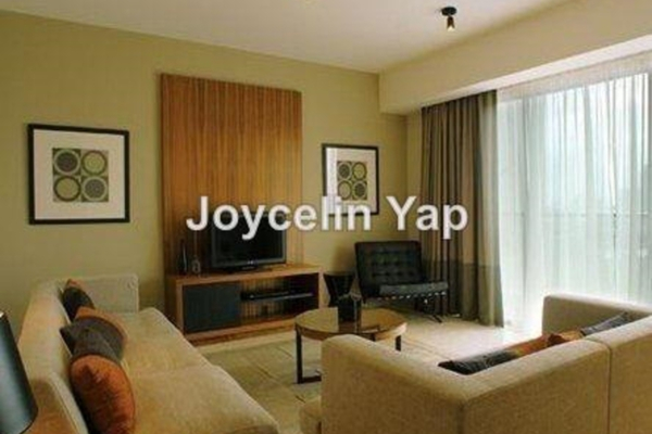 For Rent Condominium at myHabitat, KLCC Leasehold Fully Furnished 1R/1B 3k