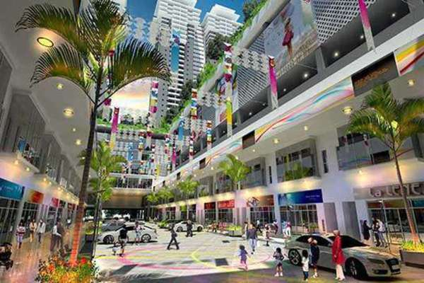 For Rent Condominium at Maxim Citilights, Sentul Leasehold Unfurnished 3R/2B 1.3k