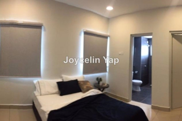 For Sale Condominium at Maxim Citilights, Sentul Leasehold Unfurnished 2R/2B 400k
