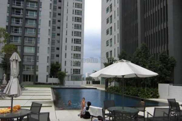 For Sale Condominium at The Saffron, Sentul Leasehold Fully Furnished 3R/2B 680k