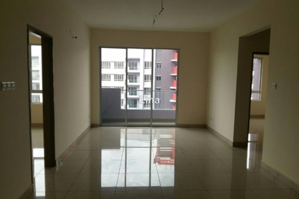 For Sale Condominium at Platinum Lake PV21, Setapak  Unfurnished 3R/2B 628k