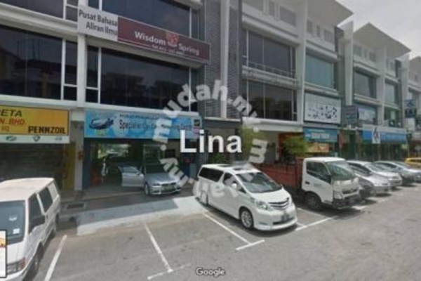 For Rent Shop at Taman Kajang Putra, Kajang Freehold Unfurnished 0R/0B 3.5k