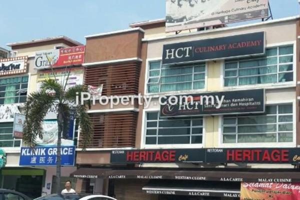 For Rent Shop at Metro Avenue, Kajang  Unfurnished 0R/0B 4.5k