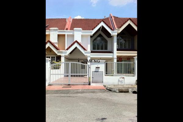 For Rent Terrace at Bandar Baru Sri Petaling, Sri Petaling Leasehold Semi Furnished 3R/3B 1.9k